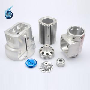 High quality aluminum cnc machining service for washing machine parts