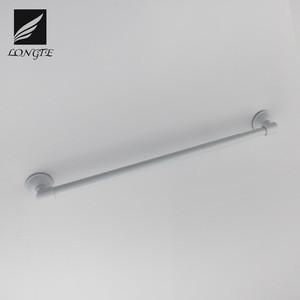 Hot sale straight telescopic adjustable shower curtain rod