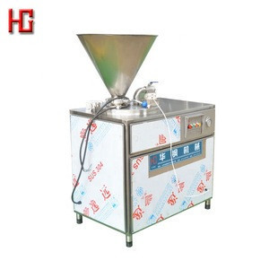 Hot selling meat venison sausage stuffing machine / sausage making machine with best price