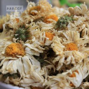 HQ Wholesale Natural Herb Dried Chrysanthemum Flower Chrysanthemum Buds Tea In Bulk