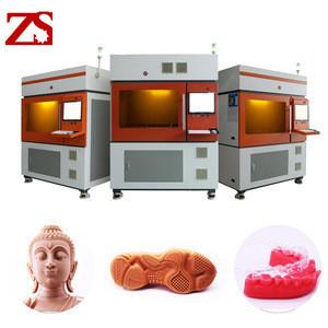 Industrial best sla resin ceramic 3d laser printer for sale