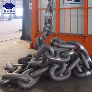 Marine R3 R3S R4 R4S Mooring Chain With Class Certificate