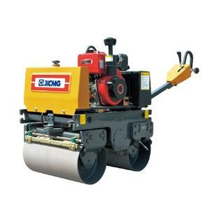 Mini Road Roller XMR083 Light compacting equipment 800kg for sale