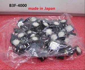 NEW Micro switch Mouse micro switch Light touch key switch B3F-4000 4PIN