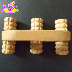 new product wooden back massager with high quality W02A119