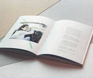 Practical High Quality Oversea Paperback Full Color Softcover Cheap Book Printing Wholesale
