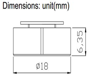 Pressure Sensor Module SMC18M-V2
