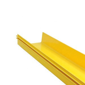 Protect  fiber optic cable raceway pvc trunking tray duct