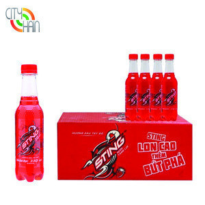 Red Color Of The Product Highlights Sting Energy Drink In Turkey China Marker