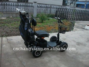 Single Seat Eletric Golf Cart