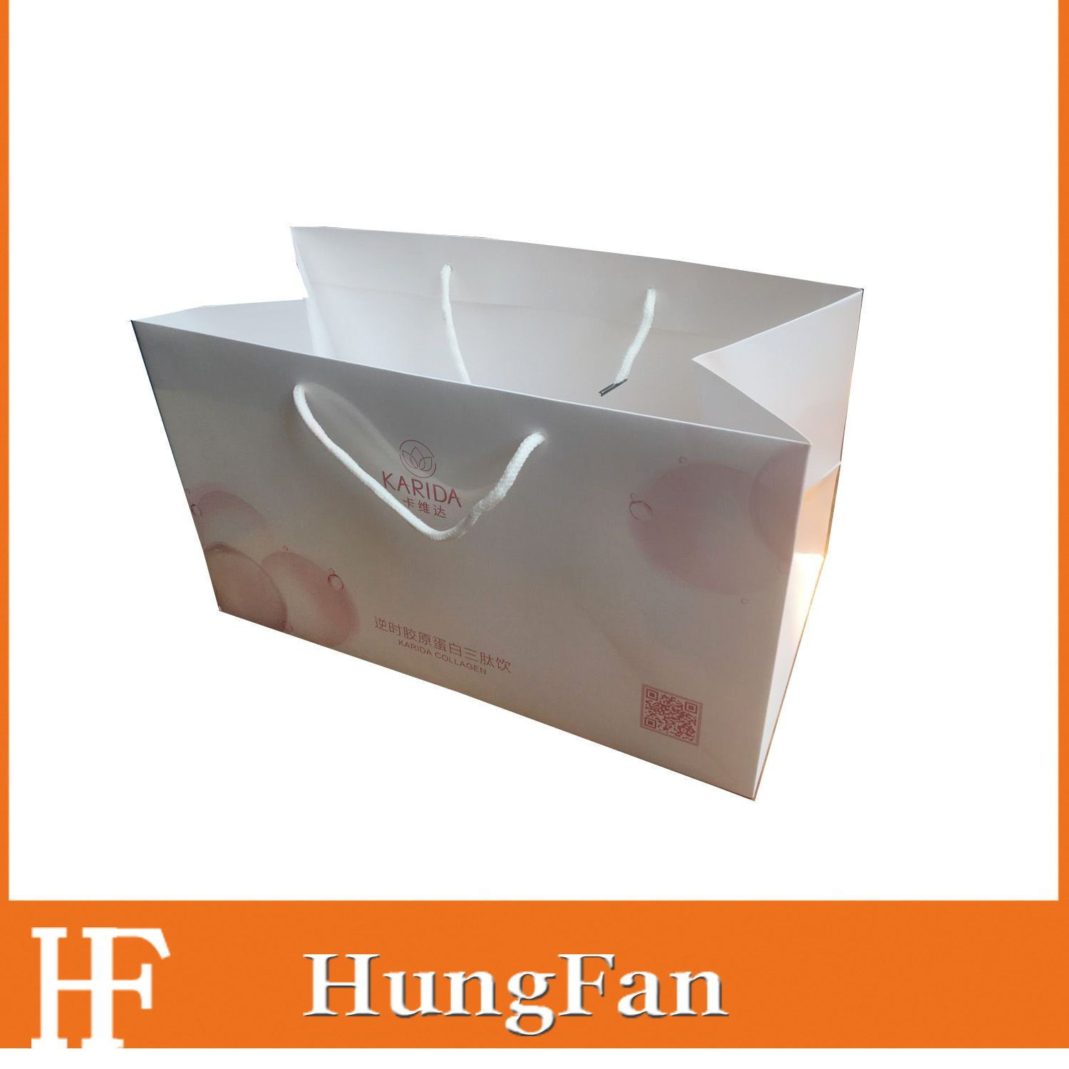 Hot Selling Luxury Designed Gift Paper Bag