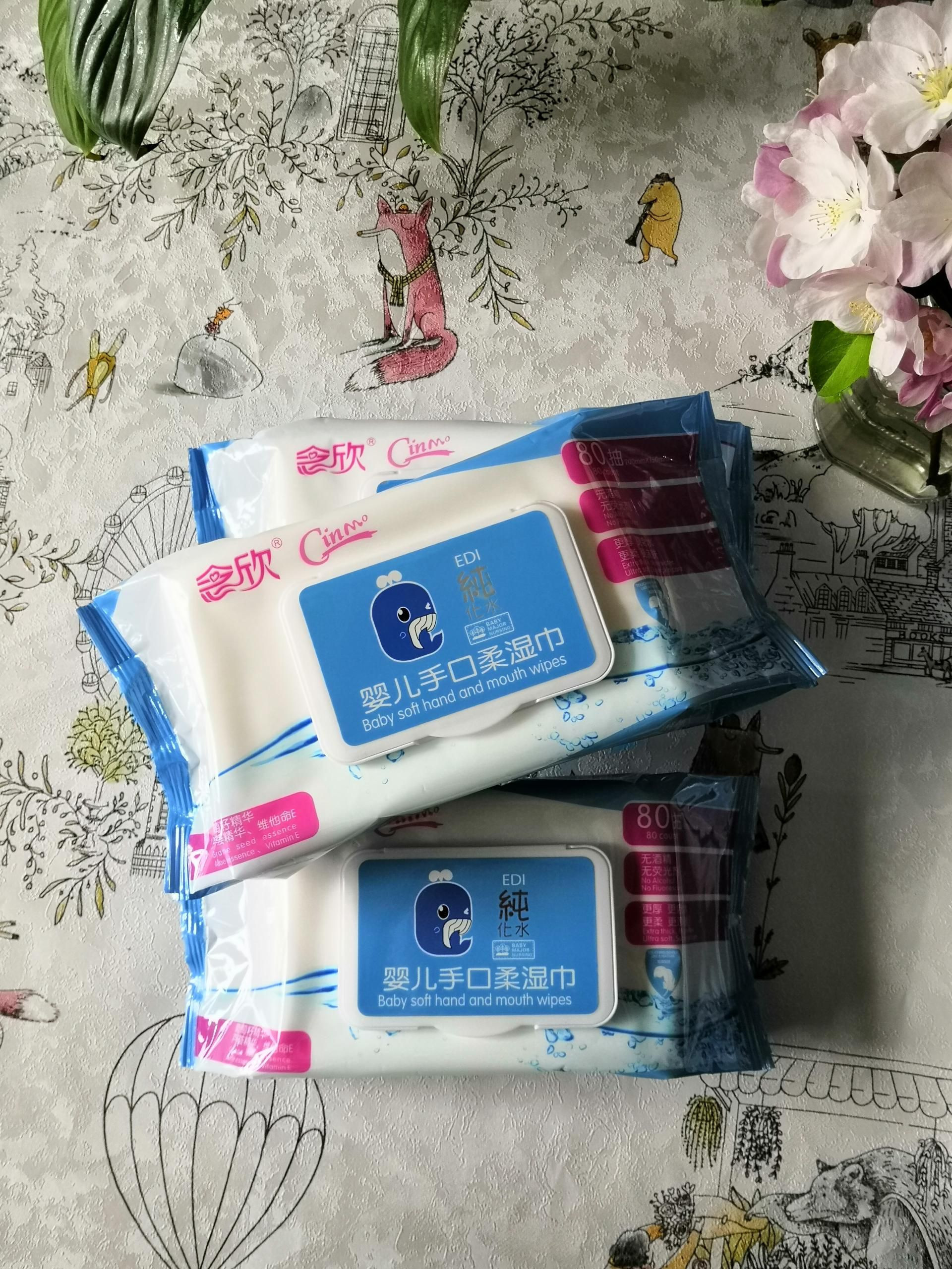 Good Quality Chinese Baby Wipes Manufacturer