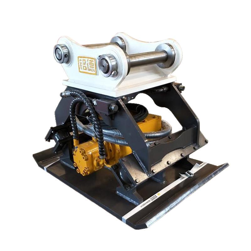 EC200 excavator hydraulic vibrating plate compactors