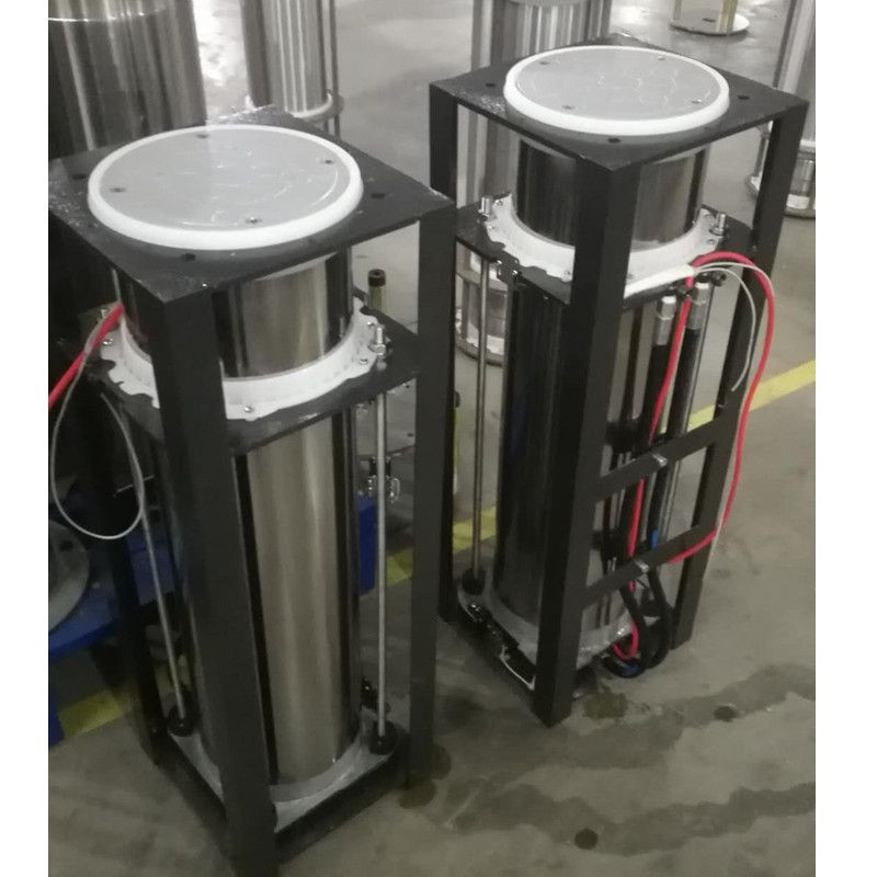 Stainless Steel Bollard Safety Hydraulic Bollard Automatic Bollard