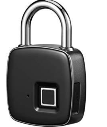 Waterproof Intelligent Fingerprint Padlock S-108
