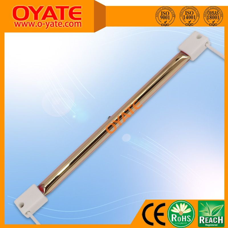 1000w Full-Gold Halogen Infrared Heating Lamp for Outdoor Heater