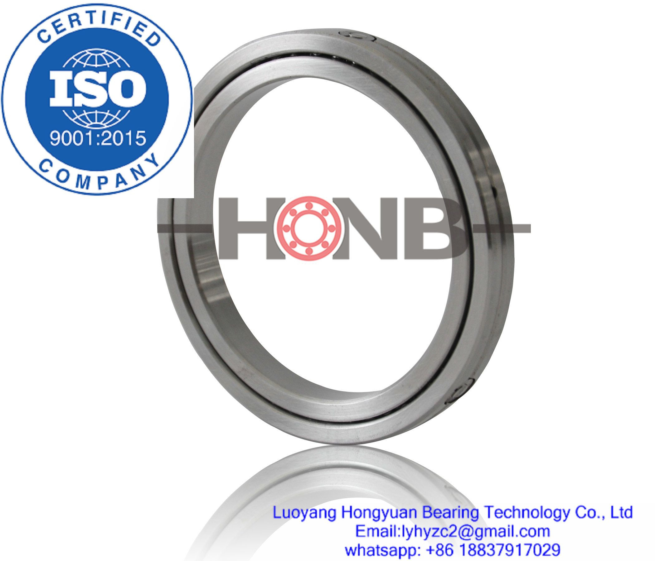 Sx011880 High Precision China Crossed Roller Bearing for Robot Application.