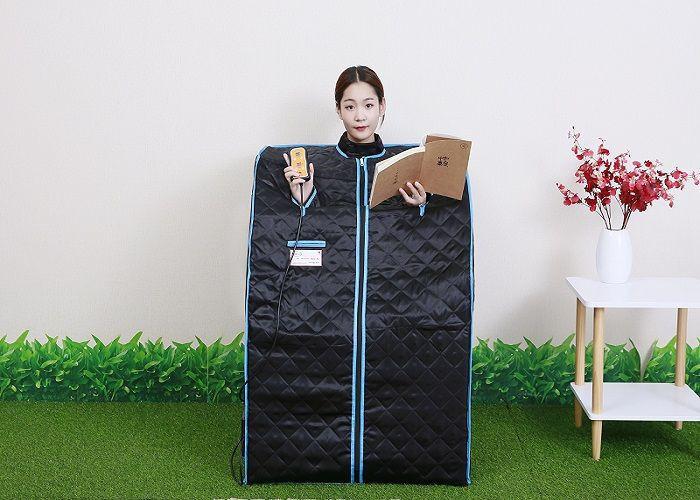 Infrared sauna box