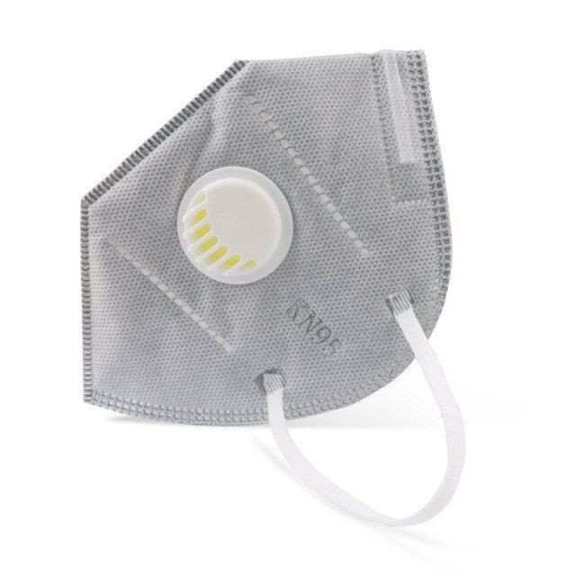 Anti Dust Pollution Face Mask PM 2.5