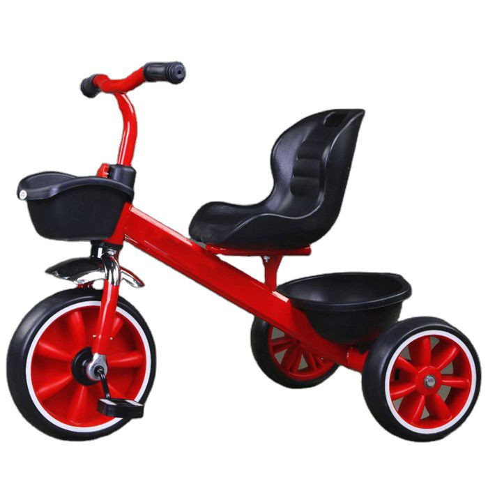 Battery safe baby tricycle wheel