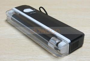 2 in1 Hand Held UV Blacklight Portable UV Lamp Currency Money Detector