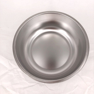 64oz Doggie Bowl Stainless Steel Double Walled Pet Puppy Feeder