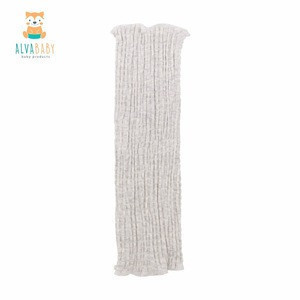 ALAVABABY Light Gray Baby Socks Wholesale Cotton Leg Warmers