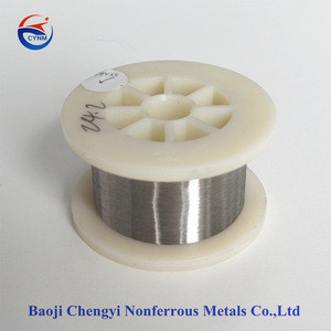black and white 20 micron tungsten wire for cutting