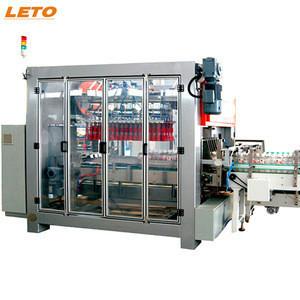 Carton Box Automated Packing Machine Line