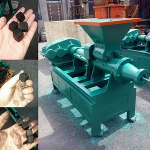 CE Approved electric engined charcoal briquette machine in energy saving equipment