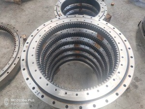 Cheap prices long durability precision slewing bearing for tower crane