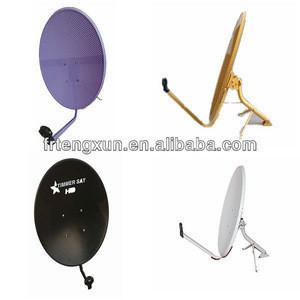 China ku 60cm band tv antenna