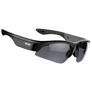 Cool High quality Matt black hd glasses camera for fishing E6 serial