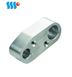 Custom CNC precision aluminum auto spare metal  computer machining parts