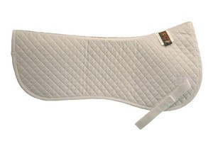 Custom  polyester quilted Saddle pad