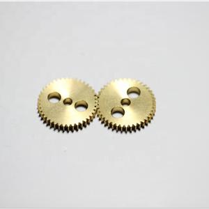 Customized hard alloy metal gear wheel crown wheel piano gear for electro- motor