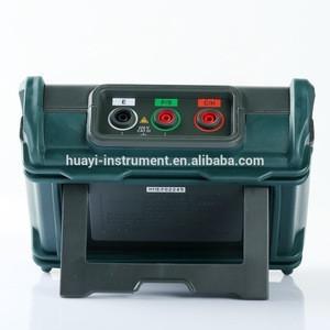 Digital Earth Ground Resistance Voltage Meter Tester 0-4K ohm MS2302 earth resistance meter