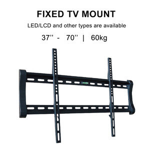 "Factory Price Fixed TV Wall Mount, 37"" 42"" 46"" 50"" 55"" 60"" 65"" 70"" LCD TV Wall Mount Bracket/"