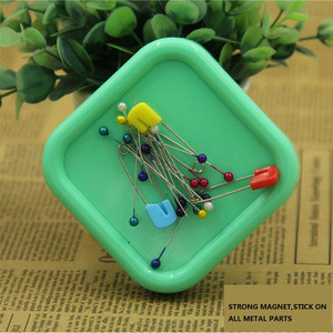 Factory supply competitive price DIY sewing tool home tailors safety magnetic pin cushion