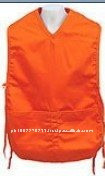 Fireman Orange Safety Vest Uniforms