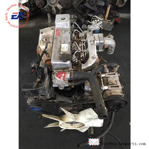 Free Shipping  USED ENGINE FD46 MOTOR TRUCK ENIGNE in good condition