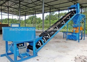 High Quality Cement Brick Making Machine