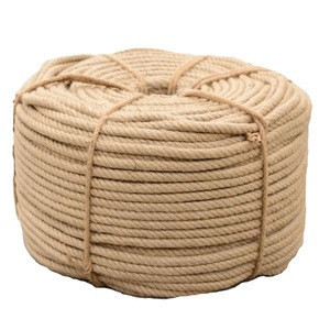Hot sale Natural 100% natural sisal / hemp /jute rope manila marine rope