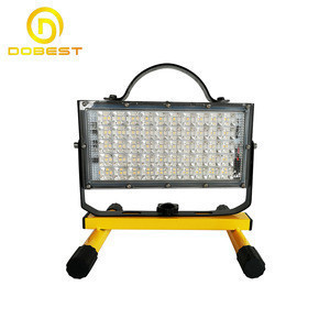 Hot selling 100W camp light for barbecue   led emergency light  camping