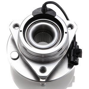 JZK car front bearing aluminum steering types of Wheel Hub Bearing assembly 513214