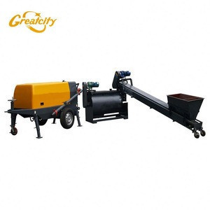 Light weight foam concrete block making machine 800L