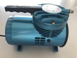 Mini Air Compressor with  spray gun 472