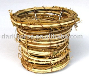 Mini Gift Wicker Basket
