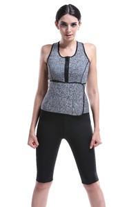 Neoprene Slimming Vest Factory Direct Sales Woman Weight Loss Sweat Vest Body Shaper