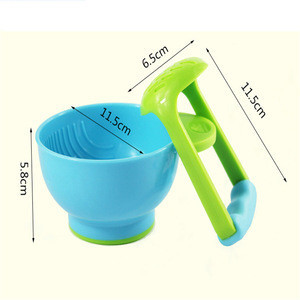 New Design Baby Fruit Grinding Bowl Mash Serve For Making Homemade Baby Food